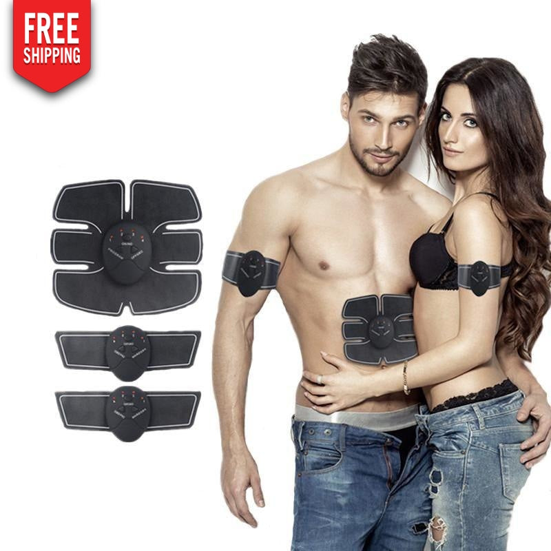 Eletroestimulador Smart Fitness NAcloset