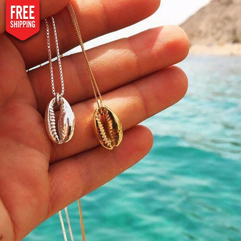 Beach Shell Jewelery Ocean Necklace for Women NAcloset