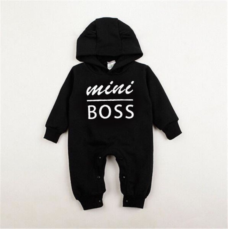 Mini Boss Cotton Boy Tøj NAcloset