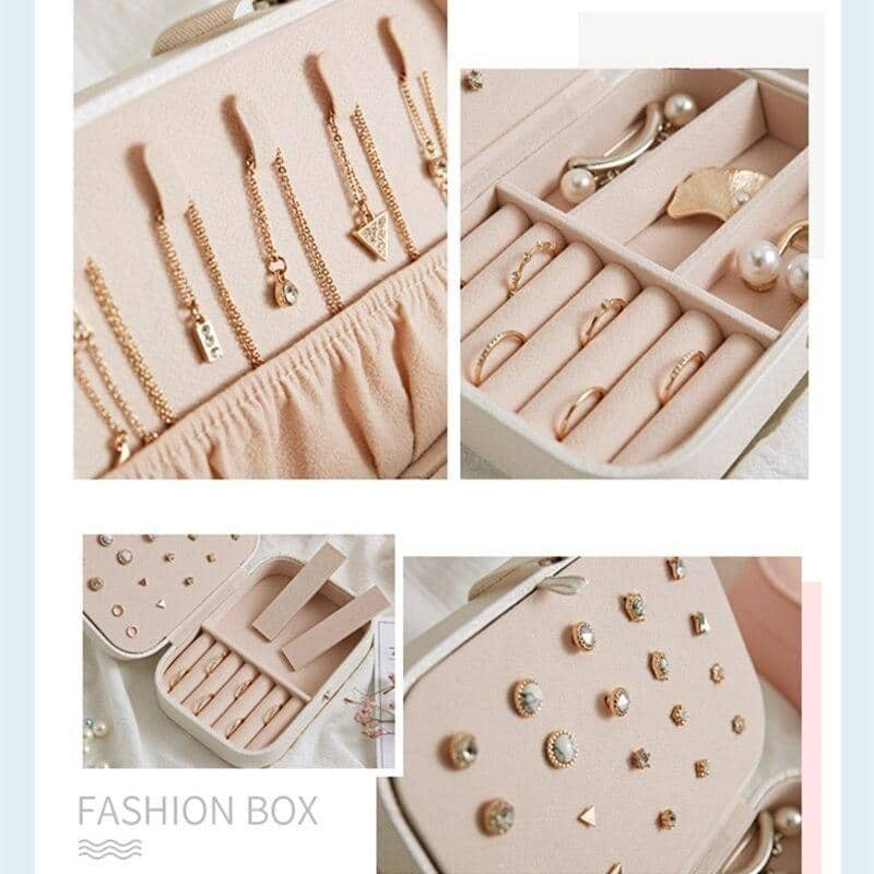 Jewelery organizer box NAcloset