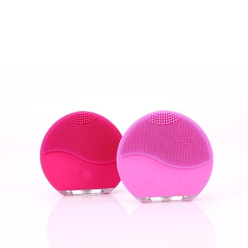 Electric Facial Cleansing Brush Silicone NAcloset