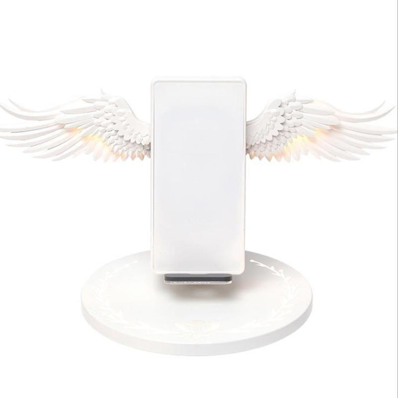 Wireless Angel Charger for Samsung Iphone NAcloset