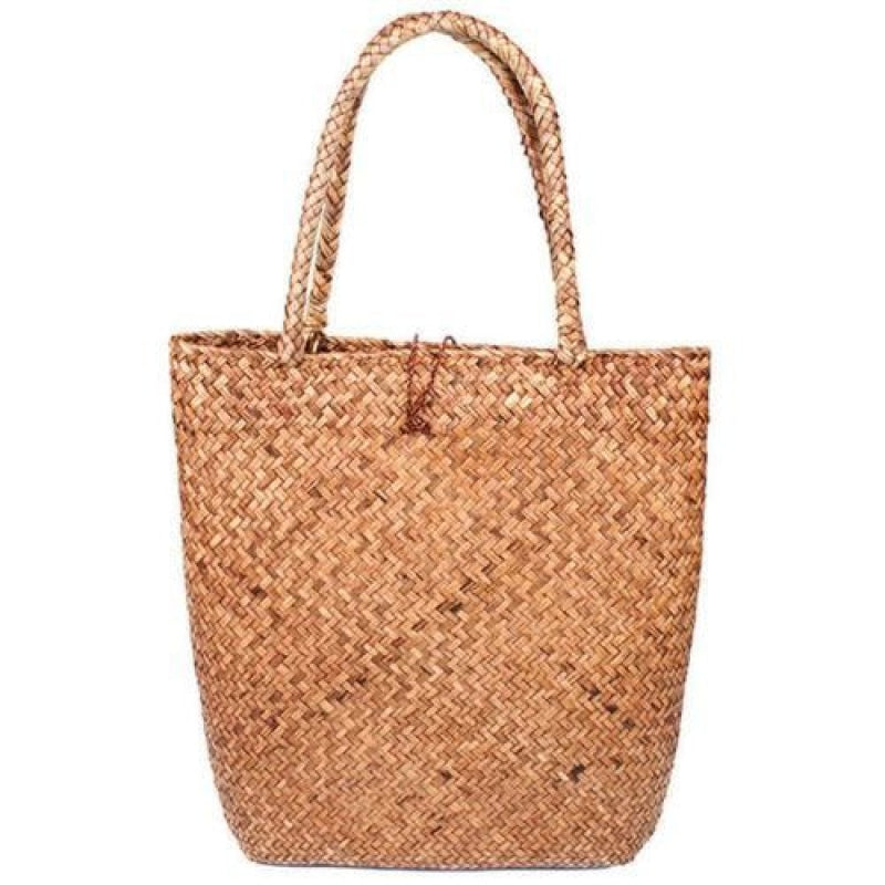 Straw summer bag NAcloset