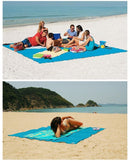 Free Sand Beach Towel NAcloset