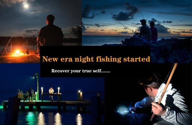 Smart Float Fishing Float with Fish Bite Luminous Alarm NAcloset