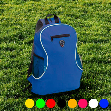 144057 Multi Purpose Backpack with Earphone Output