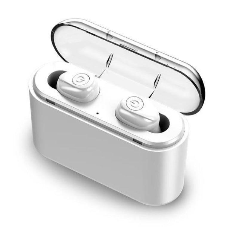 TWS X8 headphones with Power Bank NAcloset