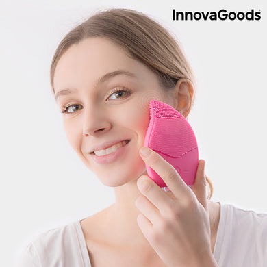 InnovaGoods Rechargeable Facial Cleanser