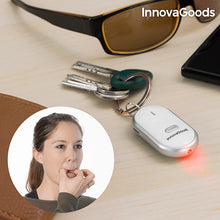 Upload image in gallery viewer, LED Keychain with Finder InnovaGoods