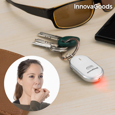InnovaGoods LED Key Ring with Locator