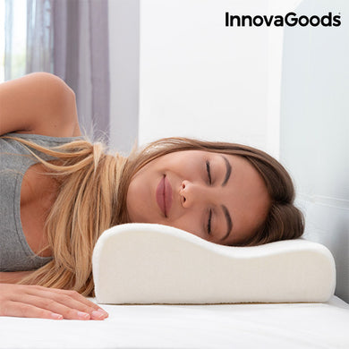 InnovaGoods Cervical Viscoelastic Cushion