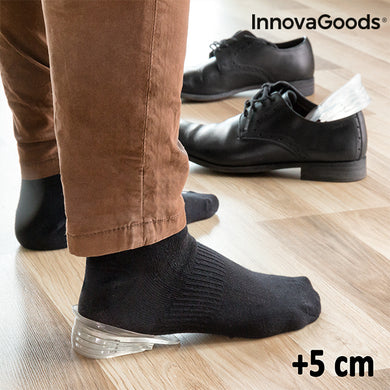 X5 Silicone Lifting Insoles cm InnovaGoods