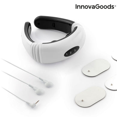 InnovaGoods Electromagnetic Neck and Back Massage Machine