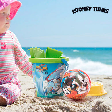 Beach Ball Game Looney Tunes (5 pieces)
