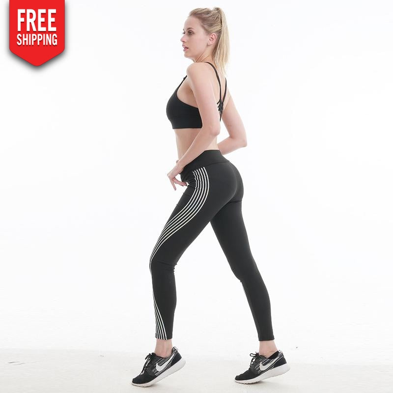 Leggings Laser refletoras