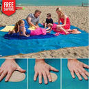 Free Beach Towel Sand Sport And Leisure