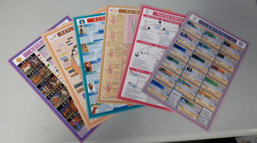 A5 Information Charts