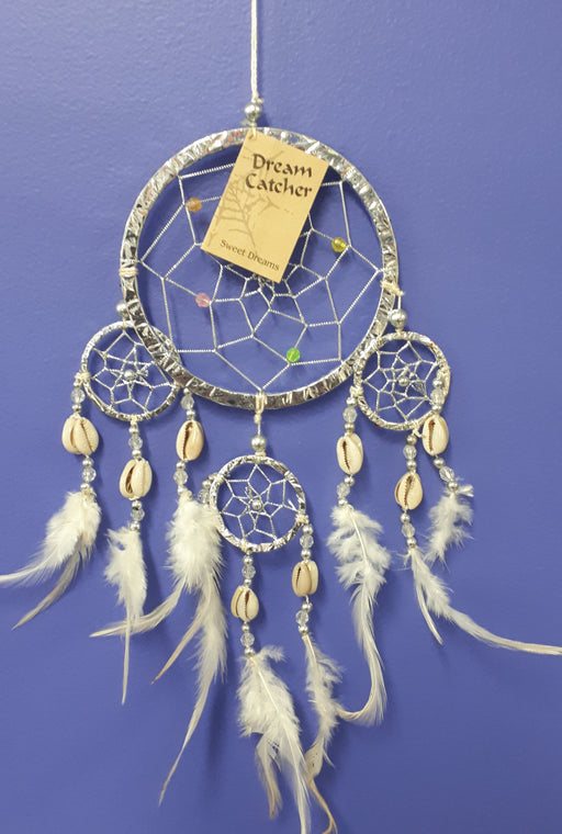 Dream Catcher Silver