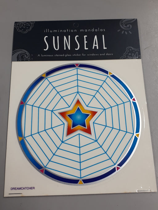 Dream Catcher Sunseal Sticker