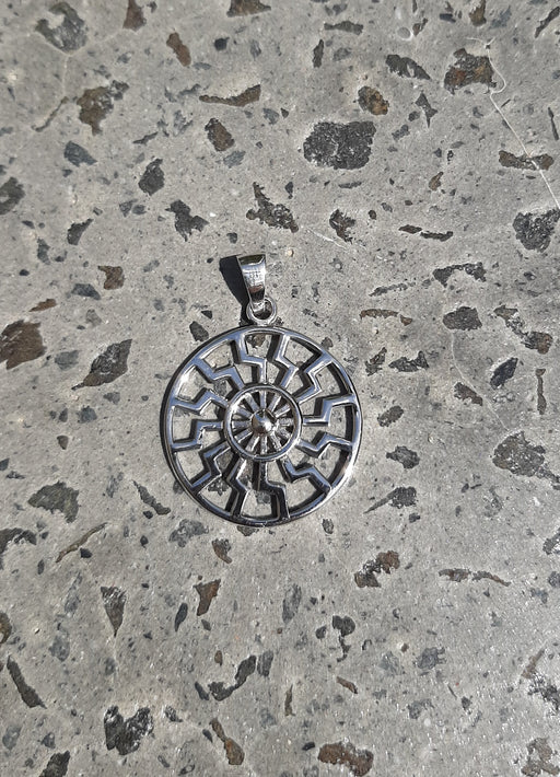 Wheel of Life Pendant