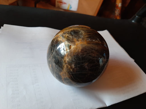 Black Moonstone Ball