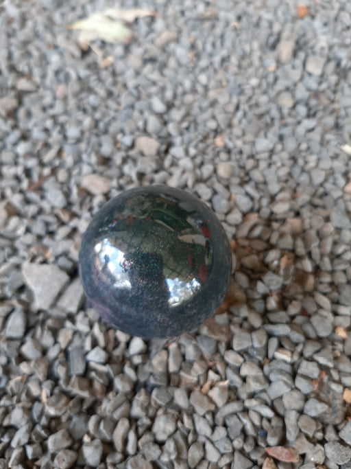 Bloodstone Ball