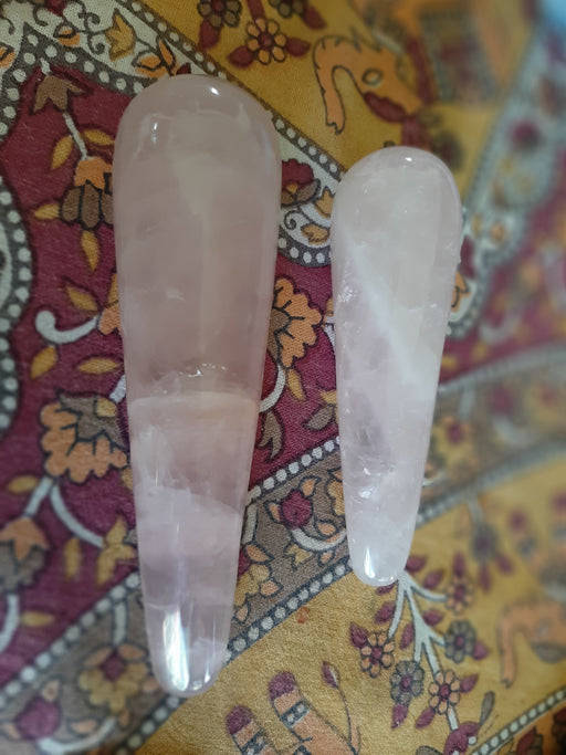 Rose Quartz Massage Wand