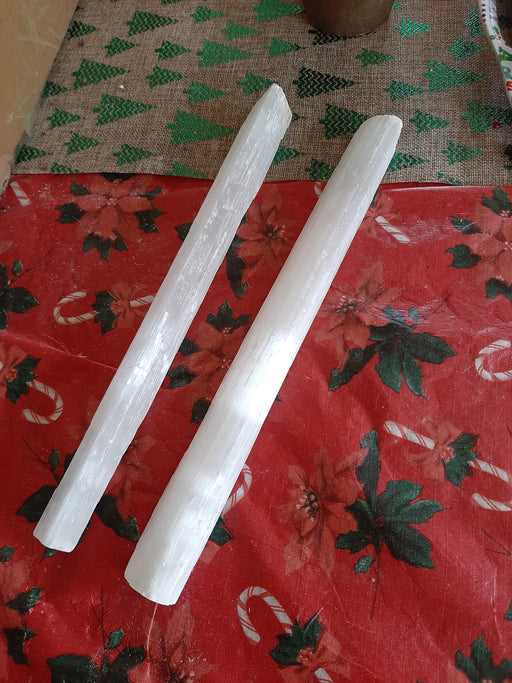 Selenite Long Raw