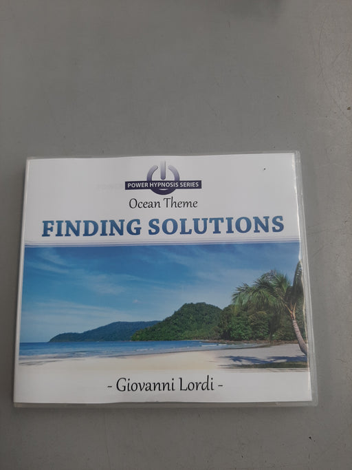 Finding Solutions Guided Meditation CD
