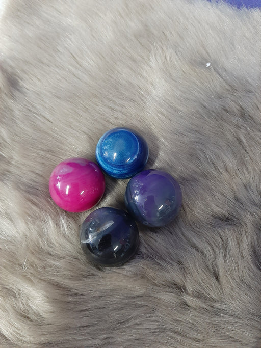 Agate Balls Assorted Colours