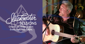 Slackwater Sessions #36 // Stephen Clarke