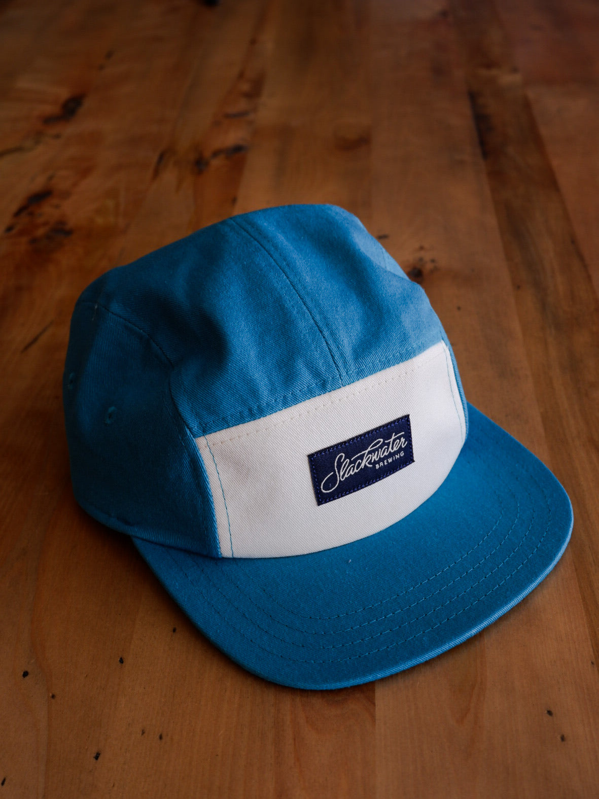 'Bel Air' Five Panel Cap