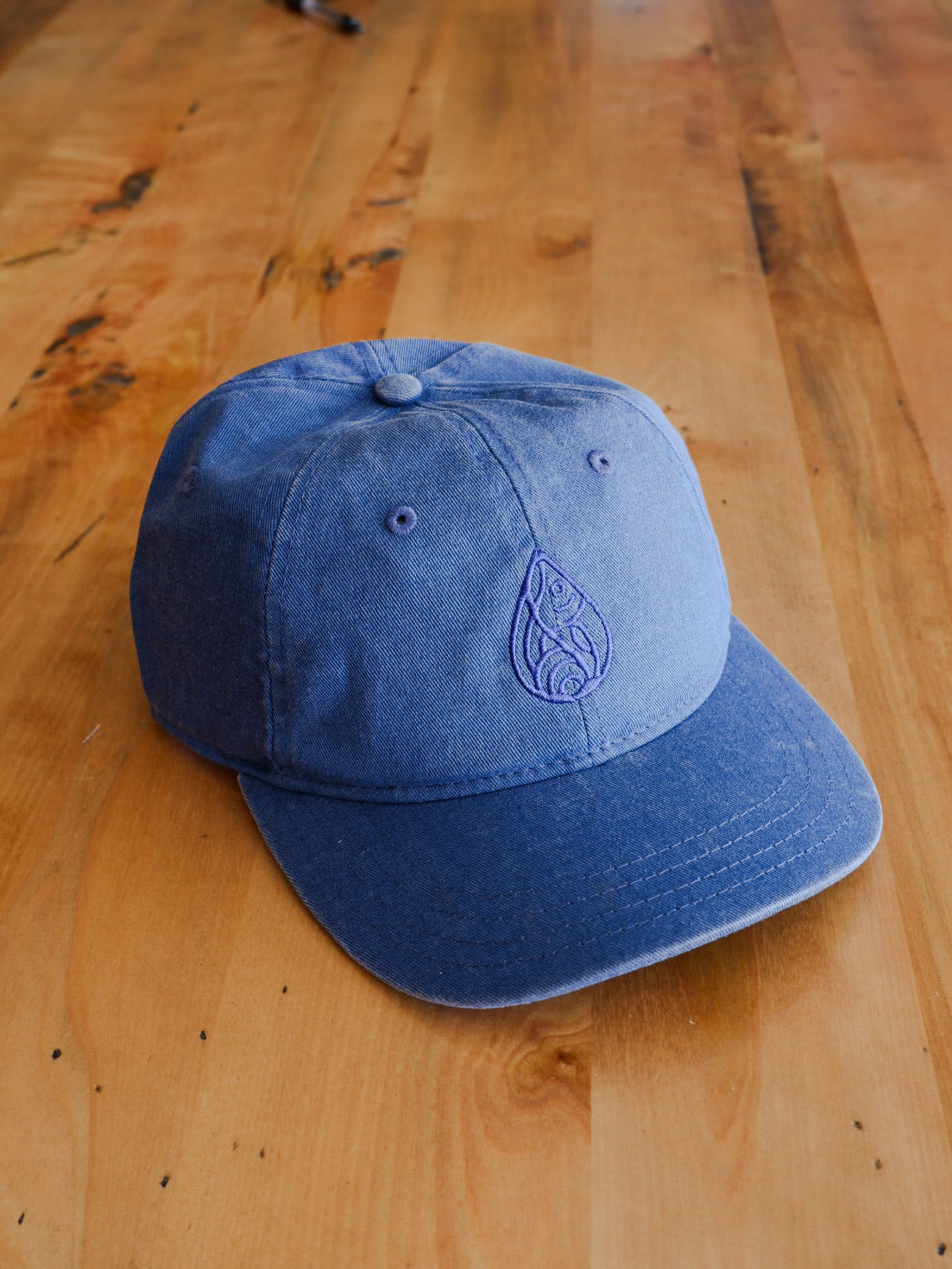 'Way Back When' Unstructured Cap