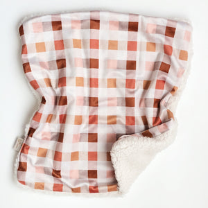 Minky Lovey Edition - Gingham