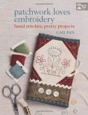 Gail Pan-Patchwork Loves Embroidery