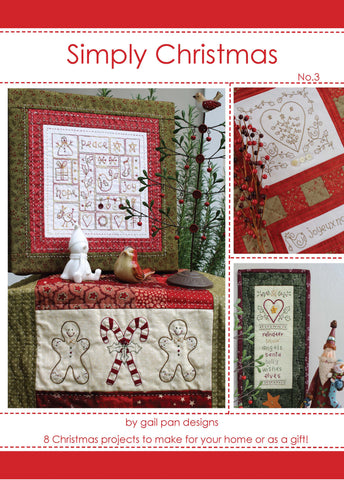 Gail Pan-Simply Christmas 2015 Book