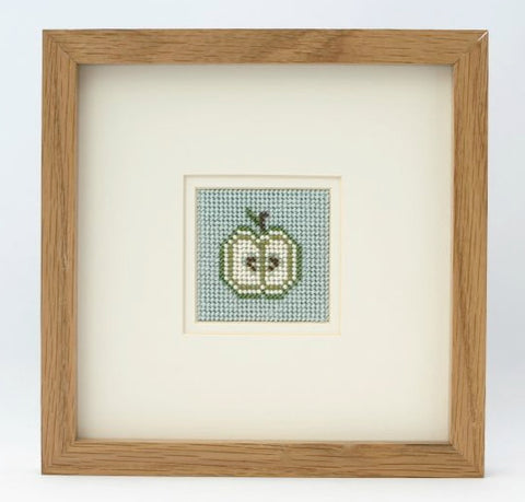 Ann's Orchard-Green Apple Beadwork kit