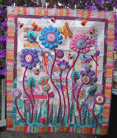 Wendy Williams - Baby Blooms Quilt