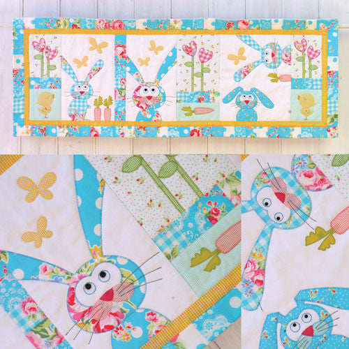 Claire Turpin-Hop It! Tablerunner