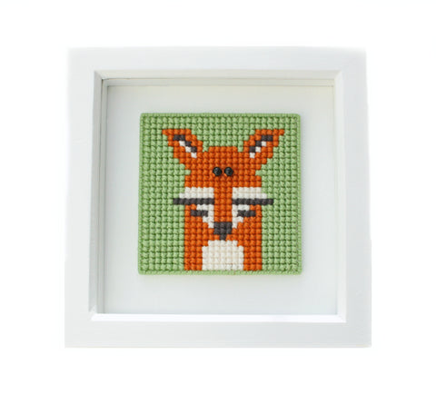 Ann's Orchard-Foxy Chunky Cross Stitch