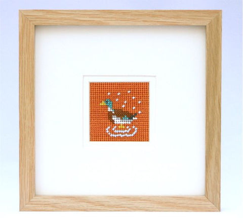Ann's Orchard-Fred the Mallard Beadwork kit