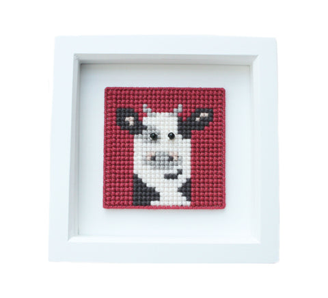Ann's Orchard-Moo Chunky Cross Stitch