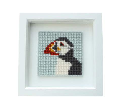 Ann's Orchard-Puffin Chunky Cross Stitch