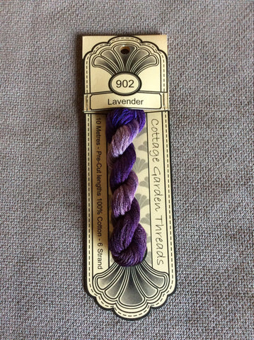 Cottage Garden Thread-Lavender