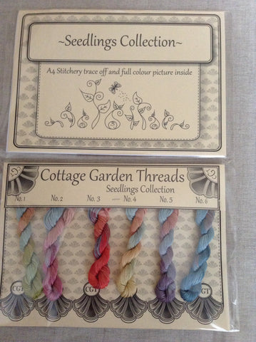 Cottage Garden Threads-Seedlings Collection