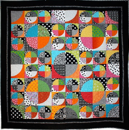 Emma Jean Jansen-Optical Quilt