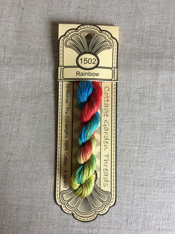 Cottage Garden Thread-Rainbow