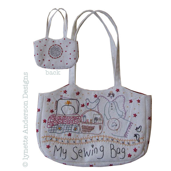 Lynette Anderson-My Sewing Bag