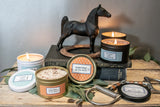 Nama'stay at the Barn.   Equestrian Candle