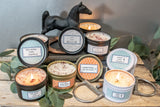 Eat. Sleep. Ride. Repeat       8 ounce   Equestrian Candle